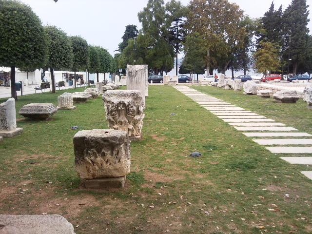The Forum - Roman time remains